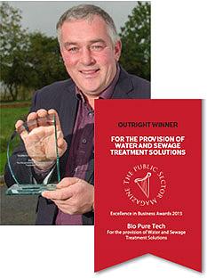Bio Pure Brendan Award 2015
